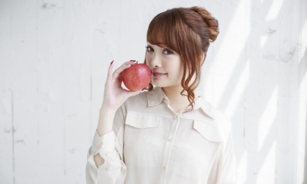 りんごポリフェノールの嬉しい効果!