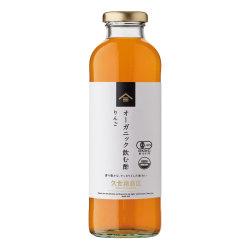【ストレートタイプ】オーガニック飲む酢 りんご450ml