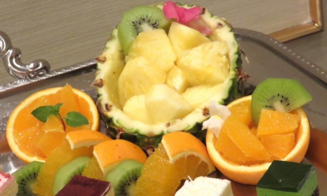 パイナップル離乳食のレシピ4選